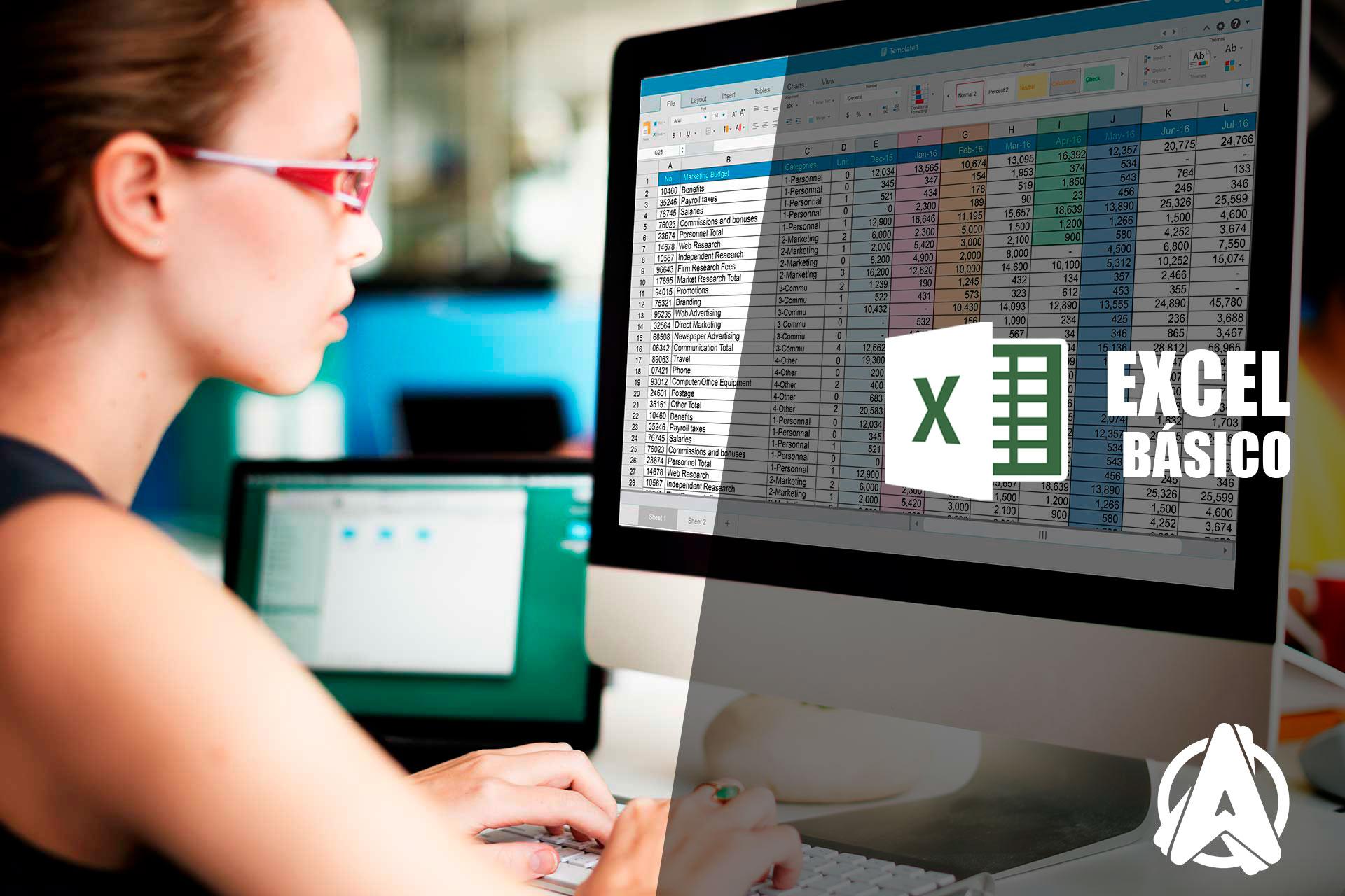 Manejo Microsoft Excel Básico