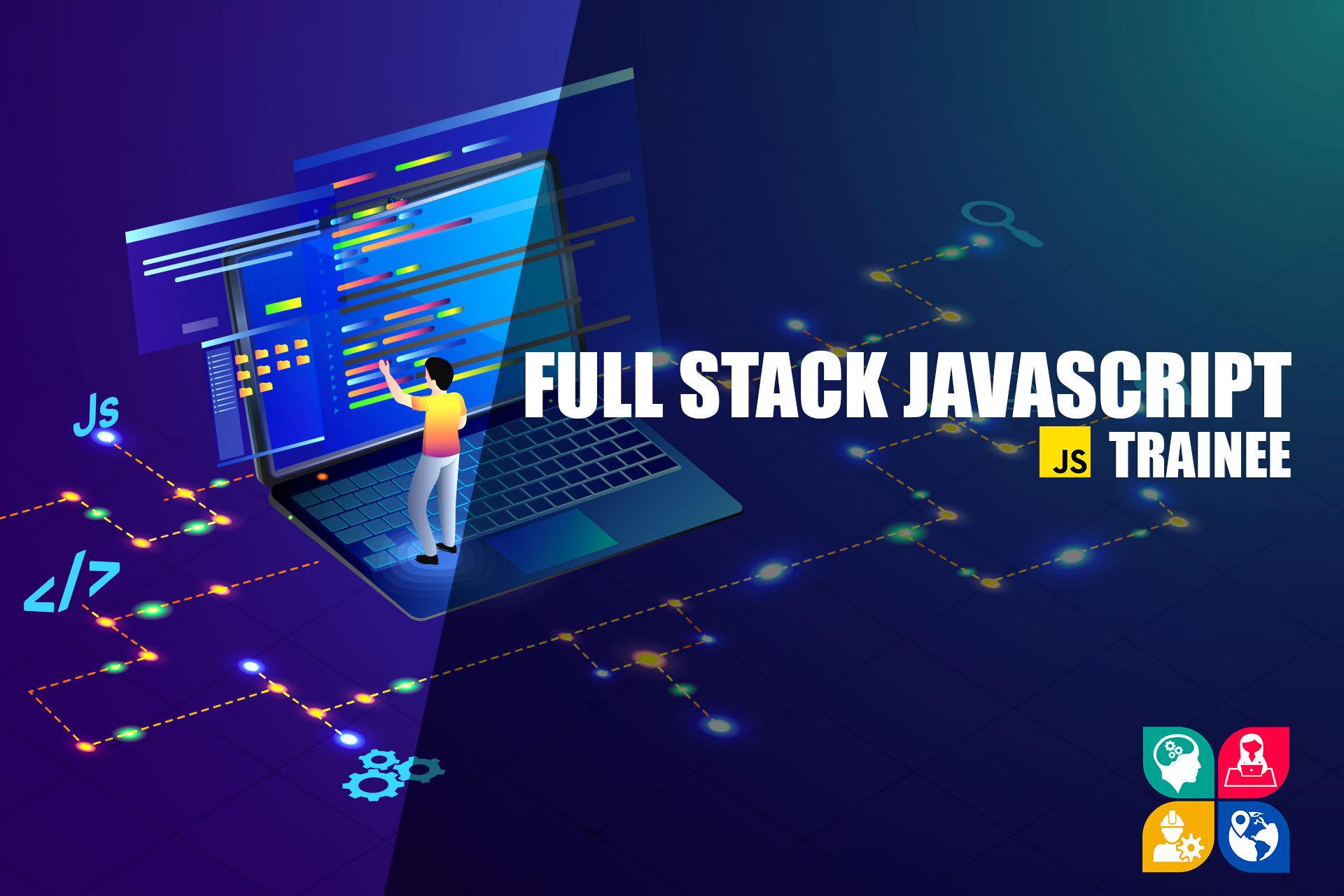 Desarrollador de Aplicaciones Full Stack JavaScript Trainee