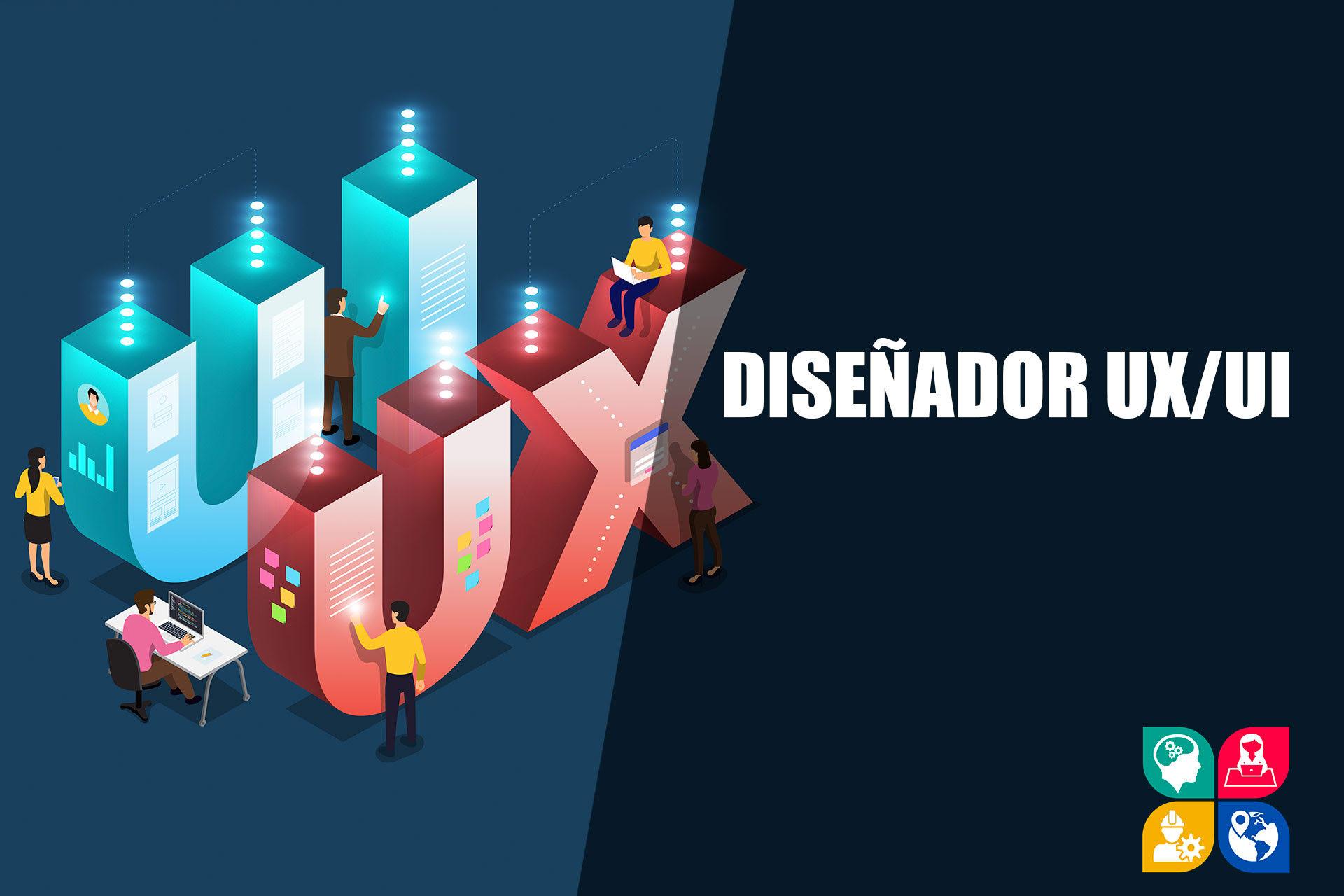 Diseñador UX/UI